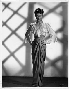 Lilli Palmer gorgeous full length original 8 x 10 portrait Lilli Palmer, Kay Francis, Cinema, Star Wars, Old Hollywood Glamour, Famous Women, Vintage Love, January 27, Classic Style