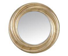 87€ Espejo de pared Lumière Grosor: 6 cm Diámetro: 68 cm