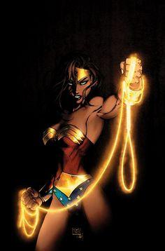 Michael Turner's Wonder Woman