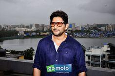 Arshad Warsi at the Muhurat of Hindi movie 'Welcome To Karachi' in Juhu, Mumbai