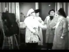 The Three Stooges episode 7 (Pop Goes the Easel) 1935 full video