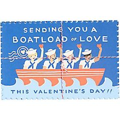 Rifle Paper Co. Boatload Postcards