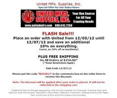 Promotion expires Dec. 07,2012