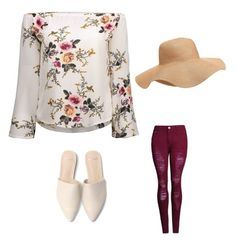 Untitled #1 by rudralakshmi on Polyvore featuring polyvore fashion style Old Navy clothing