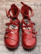 trippen - Modell Loipe rot - Winter 2013