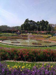 Mughal Garden New Delhi