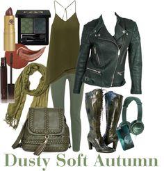 Dusty Soft Autumn