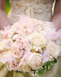 Feathers in Bouquet