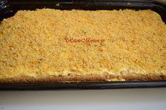 Prăjitura Krantz. O prăjitură cu nuci caramelizate! - Rețete Merișor Banana Bread, Desserts, Food, Meal, Deserts, Essen, Hoods, Dessert, Postres