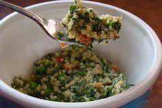 Italian Inspired Quinoa Bowl (Gluten Free, Dairy Free, Vegan)