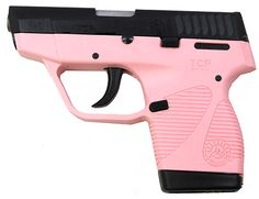 pretty close to the Pink Gun I got for Christmas! I feel like a badass when I carry it!
