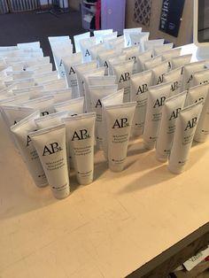 Nuskin's AP24 whitening toothpaste