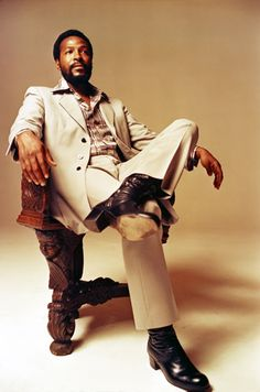 Marvin Gaye, need I say more? The man had style.