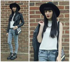 Outfit with jeffery campbell coltrane