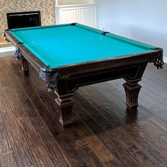 9 Foot Olhausen Pool Table In Huntington Beach Moving To Huntington Beach. Pool  Table Is About 10 To 12 Years Old. We Were Actually Here A Few Years Back  ...