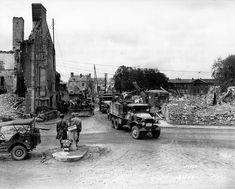 Isigny-sur-Mer, 19 june 1944