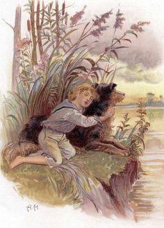 Illustration enfant divers