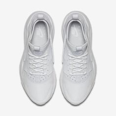 huge selection of aa240 a6875 Chaussure Nike Air Huarache Pas Cher Femme et Homme Ultra Blanc Blanc Blanc