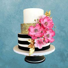 Hermoso pastel