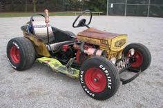 Image result for wheelbarrow go-kart rat rods