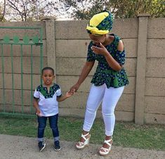Look at this Gorgeous Africa fashion ideas 9267212877 Baby African Clothes, African Dresses For Kids, African Children, Latest African Fashion Dresses, African Print Fashion, Africa Fashion, Couples African Outfits, African Attire, African Wear