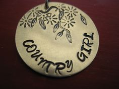 Creatively hand stamped and etched jewelry is now available at MishMosh, Inc. in Reidsville, NC. Artist: Alodie Blossom