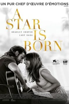 Watch A Star Is Born full hd online Directed by Bradley Cooper. With Lady Gaga, Bradley Cooper, Sam Elliott, Greg Grunberg. A musician helps a young singer and actress find fame, even as age Bradley Cooper, Lady Gaga, Sam Elliott, 2018 Movies, Movies Online, Rent Movies, Buy Movies, Film Fiction, Movies To Watch