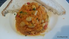 Reteta culinara Tocana de legume africana - Chakalaka din categoria Mancaruri de legume. Specific Africa de Sud. Cum sa faci Tocana de legume africana - Chakalaka Curry Coco, Cake Vegan, Eat Lunch, Cata, Picky Eaters, Risotto, Thai Red Curry, Ethnic Recipes, Breakfast