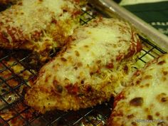 101 Cooking For Two - Everyday Recipes for Two: Chicken Parmesan - An Easy Company Feast.