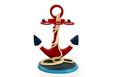 """Pirates  Toothbrush Holder - 4.48"""" x 3.34"""" x 6""""- for Christian's Bathroom"""