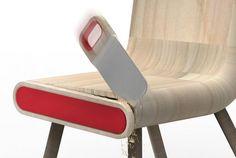 La chaise design Anti-Crise de Pedro Gomes - Visit the website to see all pictures http://www.amenagementdesign.com/design/la-chaise-design-anti-crise-de-pedro-gomes