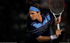 Roger Feder (Suiza) Tenista