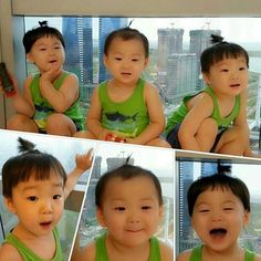 pic from IG: songilkook Triplet Babies, Superman Kids, Song Daehan, Song Triplets, Cute Songs, Korean Babies, Asian Love, Cute Faces, Children Photography