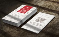 Визитка ресторана Нектарин (nice restaurant cafe design business card brandbook identity ad)