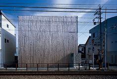 Sunpu Church Taira Nishizawa Architects Shizuoka, Japan Photo © Shinkentiku-Sya