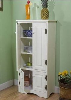 Luxury Tall Hall Cabinet