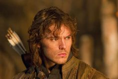 Sam Claflin in SNOW WHITE AND THE HUNTSMAN. See the film in theatres June 1, 2012.