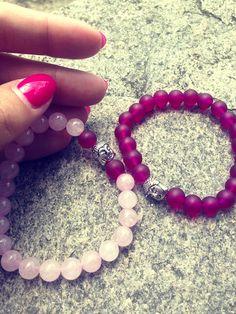 #FriendshipBracelets #BraceletsForFun #BraceletsLucky #BraceletsForAbundance #BraceletsOfLove #BraceletsForYou #Pink #DarkPink #Buddha #Beads #BuddhaStyle https://www.facebook.com/ensistore
