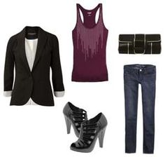 cute going out outfit