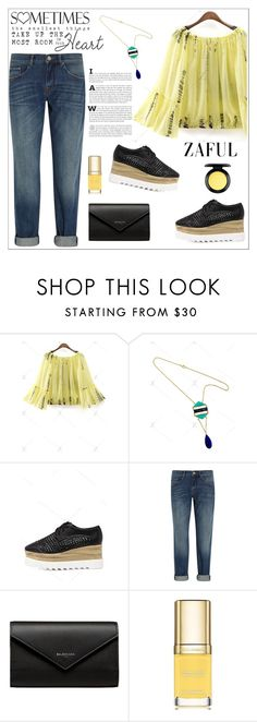 """Zaful 4"" by sabinakopic ❤ liked on Polyvore featuring dVb Victoria Beckham, Balenciaga, Dolce&Gabbana and MAC Cosmetics"