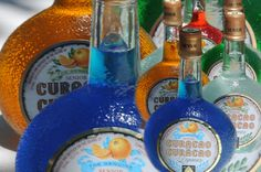 The story of Blue #Curacao. The Most Colorful Liqueur | Events Curaçao @caribbean_store @sand_stilettos @ChristineCalcao #Caribbean