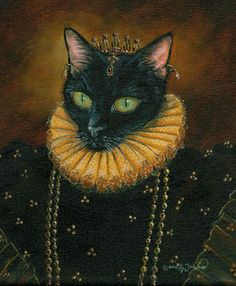 History of Art: cats in art - Becky Federico