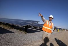The Navy put solar on over ten acres for the Norfolk Naval Station!