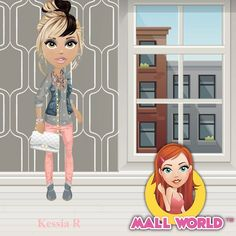 Mall world Outfit 5/4/15 By ♡❀☆Kєssια яɨsィℴ♡❀☆