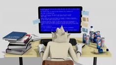 動畫風格:::動畫-Secondary行動 - 對在Vimeo CGW181 ::: 12項原則