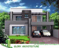 B 17 islamabad house elevation
