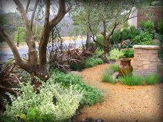 Gardens mediterranean landscape