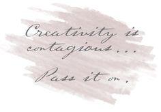 creativity quote, Kim Klassen