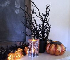 Kuzak's Closet Halloween Decor