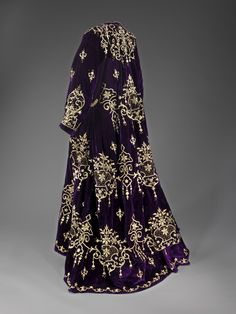 Wedding Dress Early 20th Century Edirne, Turkey Israel Museum